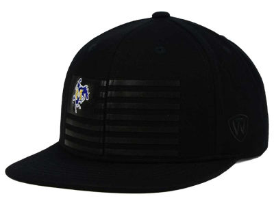 McNeese State Cowboys Top of the World NCAA Saluter Snapback Hat