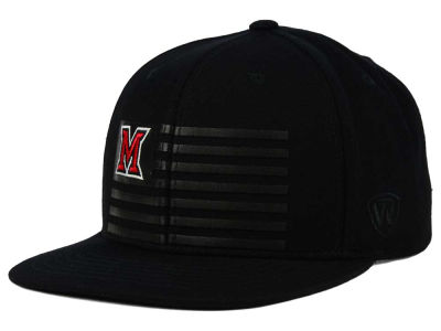 Miami (Ohio) Redhawks Top of the World NCAA Saluter Snapback Hat