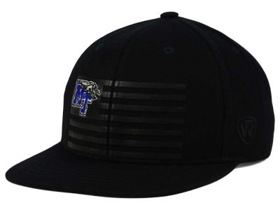 Middle Tennessee State Blue Raiders Top of the World NCAA Saluter Snapback Hat