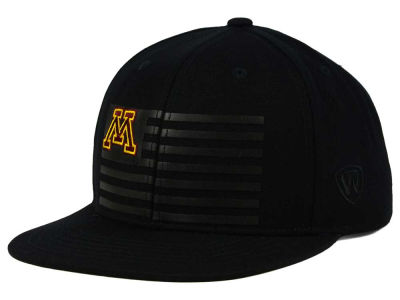 Minnesota Golden Gophers Top of the World NCAA Saluter Snapback Hat