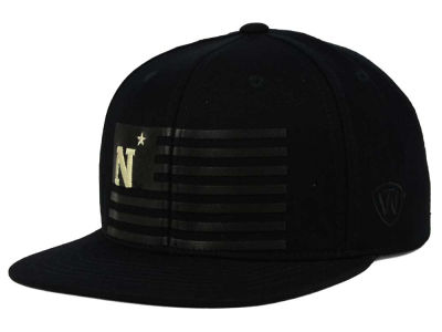 Navy Midshipmen Top of the World NCAA Saluter Snapback Hat