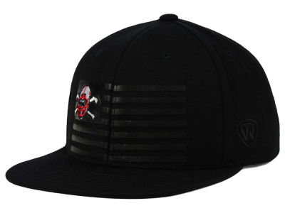 Nebraska Cornhuskers Top of the World NCAA Saluter Snapback Hat
