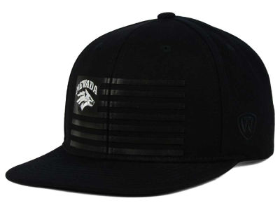Nevada Wolf Pack Top of the World NCAA Saluter Snapback Hat
