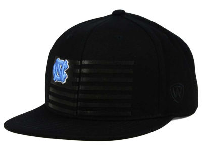 North Carolina Tar Heels Top of the World NCAA Saluter Snapback Hat