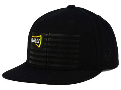 Northern Arizona Lumberjacks Top of the World NCAA Saluter Snapback Hat