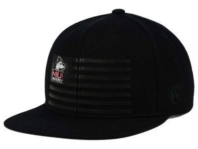 Northern Illinois Huskies Top of the World NCAA Saluter Snapback Hat