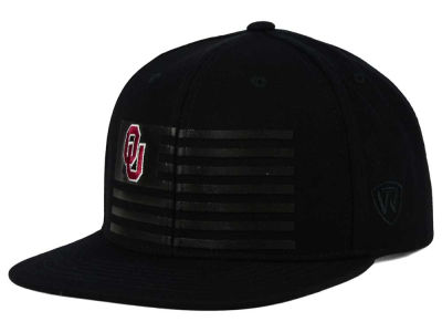 Oklahoma Sooners Top of the World NCAA Saluter Snapback Hat