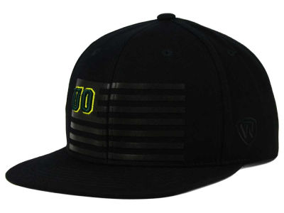 Oregon Ducks Top of the World NCAA Saluter Snapback Hat