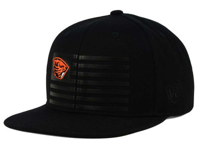 Oregon State Beavers Top of the World NCAA Saluter Snapback Hat