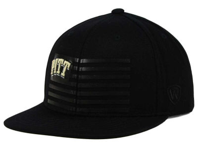 Pittsburgh Panthers Top of the World NCAA Saluter Snapback Hat
