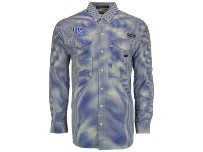 Kentucky Wildcats Columbia NCAA Super Bonehead Long Sleeve Shirt