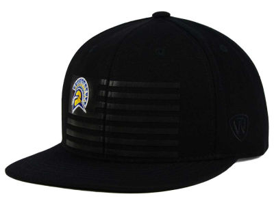 San Jose State Spartans Top of the World NCAA Saluter Snapback Hat