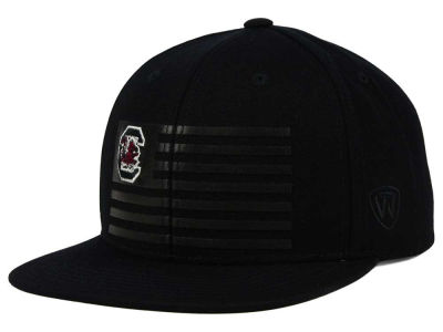 South Carolina Gamecocks Top of the World NCAA Saluter Snapback Hat
