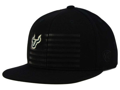 South Florida Bulls Top of the World NCAA Saluter Snapback Hat