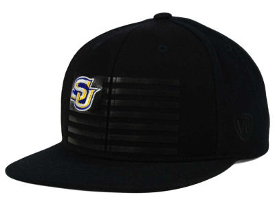 Southern Jaguars Top of the World NCAA Saluter Snapback Hat