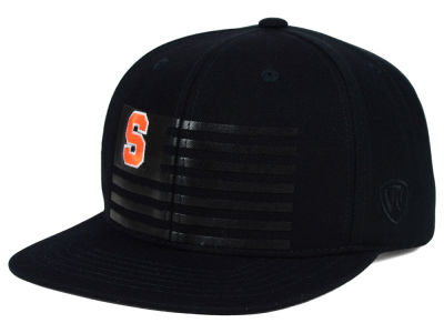 Syracuse Orange Top of the World NCAA Saluter Snapback Hat