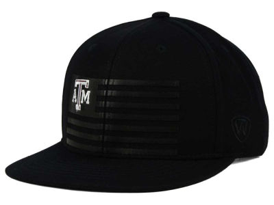 Texas A&M Aggies Top of the World NCAA Saluter Snapback Hat