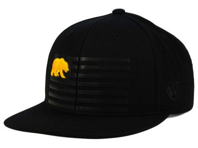 California Golden Bears Top of the World NCAA Saluter Snapback Hat