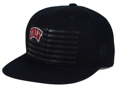 UNLV Runnin Rebels Top of the World NCAA Saluter Snapback Hat
