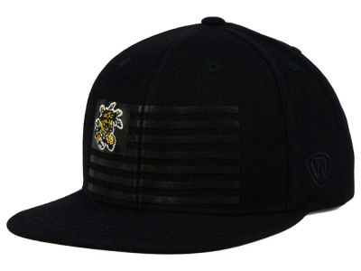 Wichita State Shockers Top of the World NCAA Saluter Snapback Hat