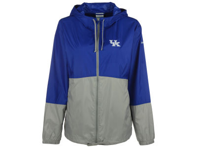 Kentucky Wildcats Columbia NCAA Women's Flash Forward Windbreaker Jacket