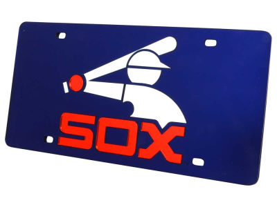 Chicago White Sox Acrylic Laser Tag