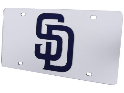 San Diego Padres Acrylic Laser Tag