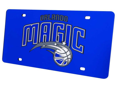 Orlando Magic Acrylic Laser Tag