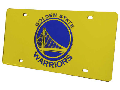 Golden State Warriors Acrylic Laser Tag