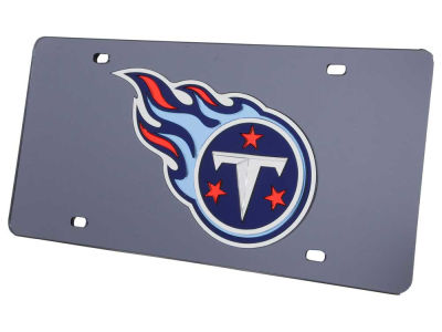 Tennessee Titans Acrylic Laser Tag