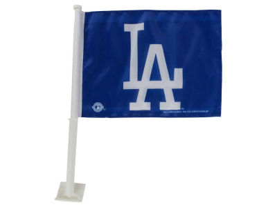 Los Angeles Dodgers Car Flag