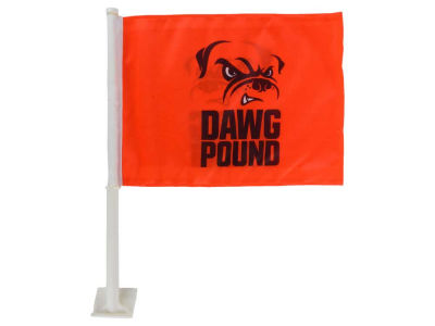 Cleveland Browns Car Flag