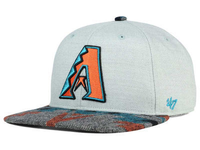 Arizona Diamondbacks '47 MLB Armadillo '47 CAPTAIN Cap