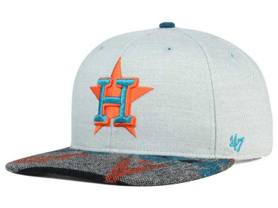 Houston Astros '47 MLB Armadillo '47 CAPTAIN Cap