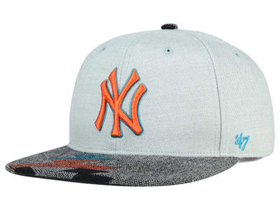 New York Yankees '47 MLB Armadillo '47 CAPTAIN Cap