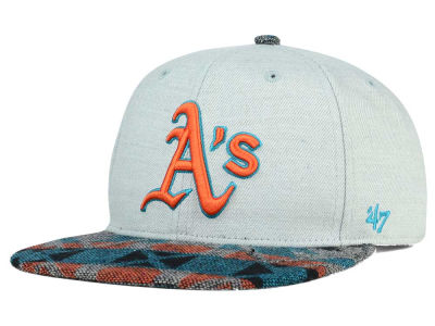 Oakland Athletics '47 MLB Armadillo '47 CAPTAIN Cap