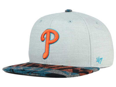 Philadelphia Phillies '47 MLB Armadillo '47 CAPTAIN Cap
