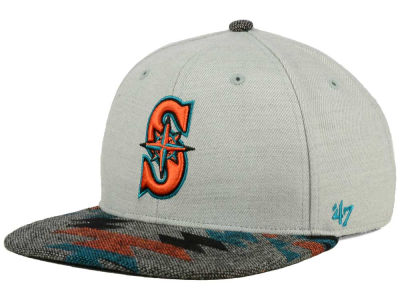 Seattle Mariners '47 MLB Armadillo '47 CAPTAIN Cap