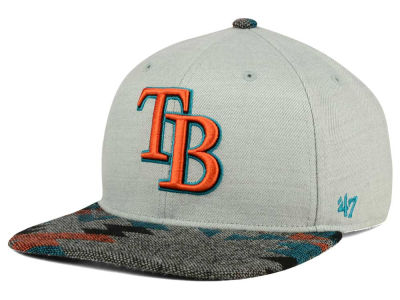 Tampa Bay Rays '47 MLB Armadillo '47 CAPTAIN Cap