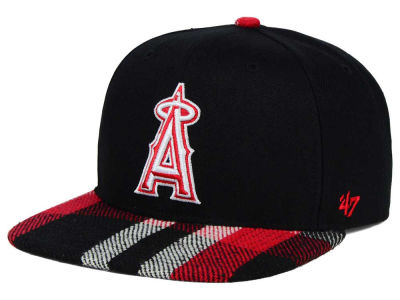 Los Angeles Angels '47 MLB South Gate Snapback Cap