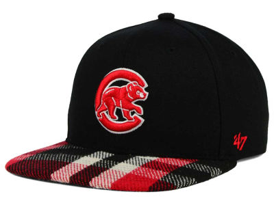 Chicago Cubs '47 MLB South Gate Snapback Cap