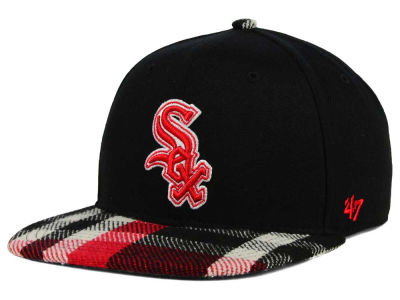 Chicago White Sox '47 MLB South Gate Snapback Cap