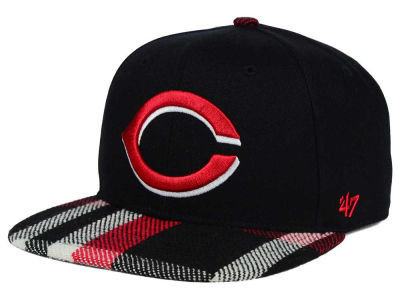 Cincinnati Reds '47 MLB South Gate Snapback Cap