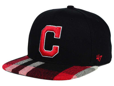 Cleveland Indians '47 MLB South Gate Snapback Cap