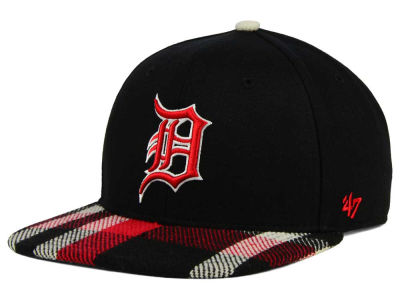 Detroit Tigers '47 MLB South Gate Snapback Cap