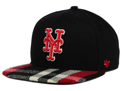 New York Mets '47 MLB South Gate Snapback Cap