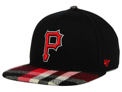 Pittsburgh Pirates '47 MLB South Gate Snapback Cap