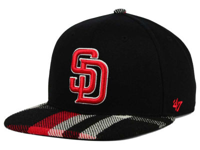 San Diego Padres '47 MLB South Gate Snapback Cap