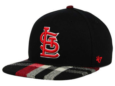 St. Louis Cardinals '47 MLB South Gate Snapback Cap
