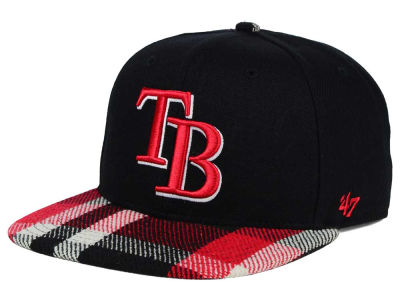 Tampa Bay Rays '47 MLB South Gate Snapback Cap